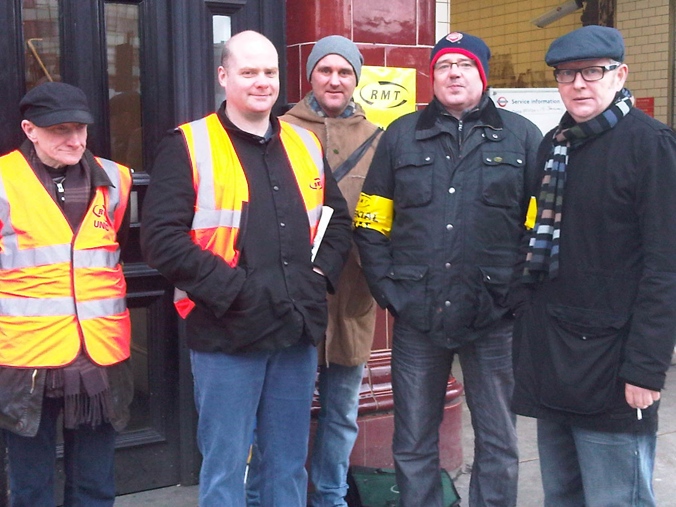 elephant and castle picket