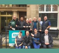 Delegates to the 2017 RMT Disabled Members' Conference